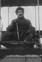 Luis Montesino Espartero. Ingenieros Industriales pioneros de la aviación española. Fuente: «Cuadernos de Historia Aeronáutica»